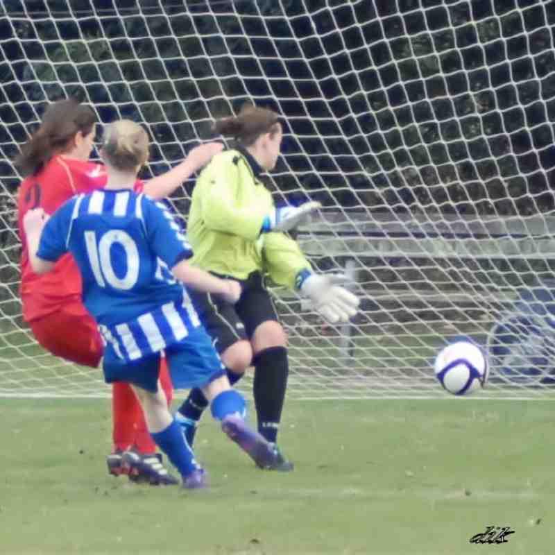 Herne Bay Ladies V Ebbsfleet Utd Res Ladies