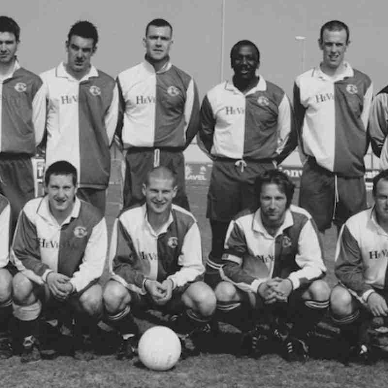 Team Photo's 1989 to 2003