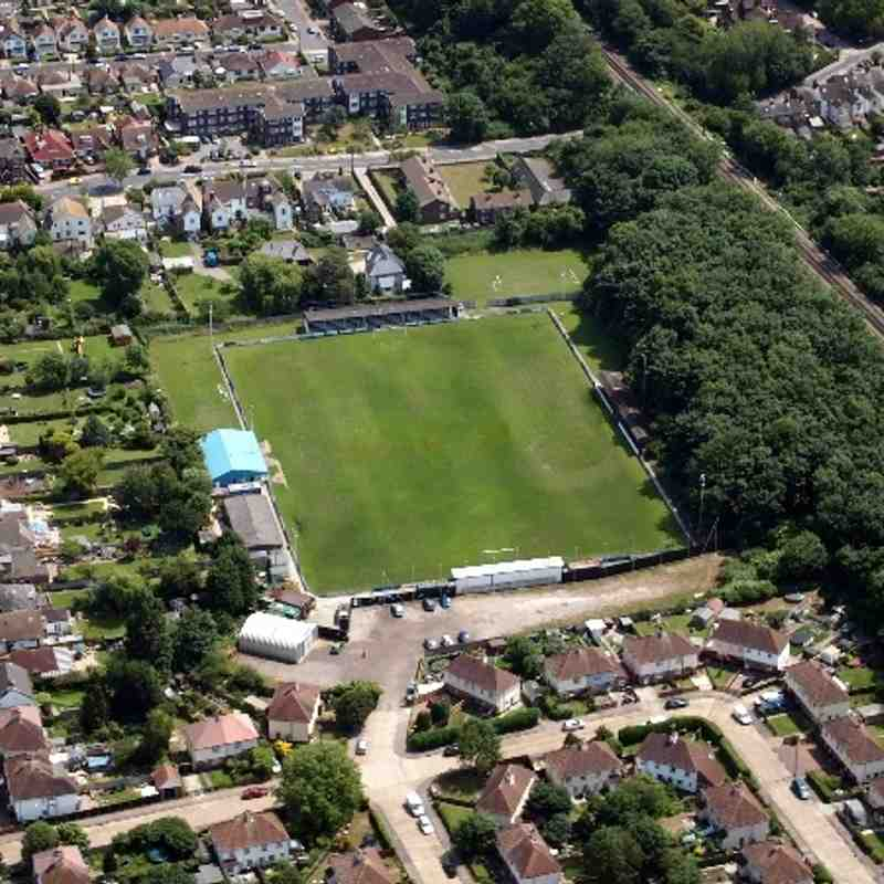 Winch's Field from the air