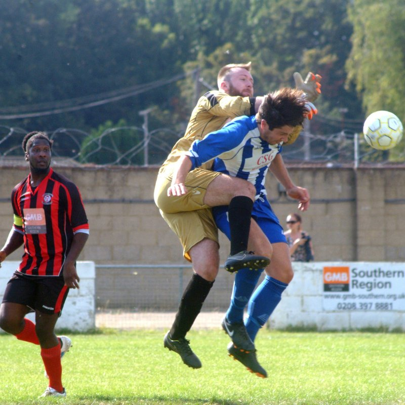 Reading Town v Chalfont Wasps