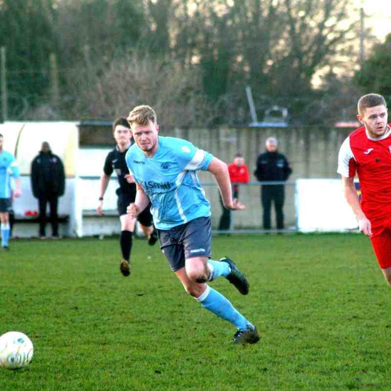 Woodley Utd v Didcot Res