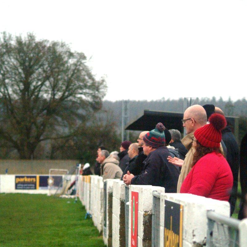 Highmoor-IBIS FC v Bracknell