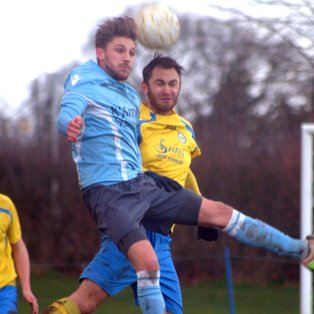 United beat Wantage 5-0 for the second time in a fortnight