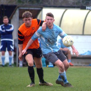 Horscroft's brace secures win v Holyport