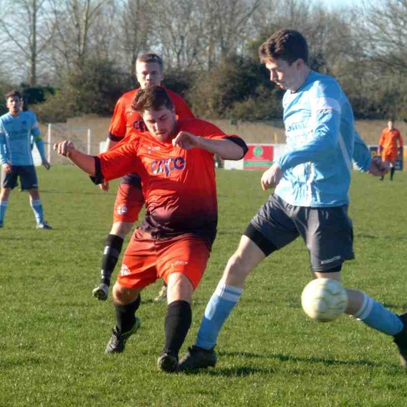 Woodley Utd v Aldermaston