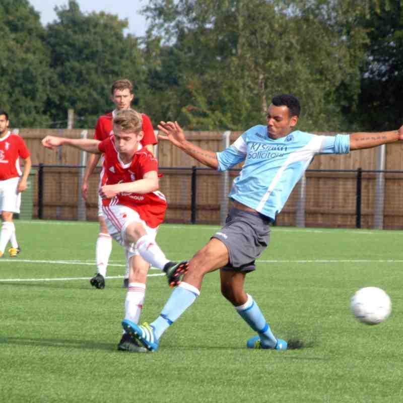 Bracknell v Woodley Utd