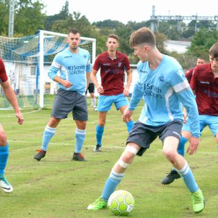 United better team for 80 minutes but lose again to AFC Aldermaston