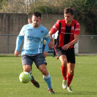 Holyport get the better of United for the third time this season