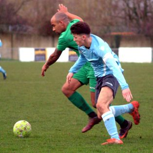 All square at Thame Rangers
