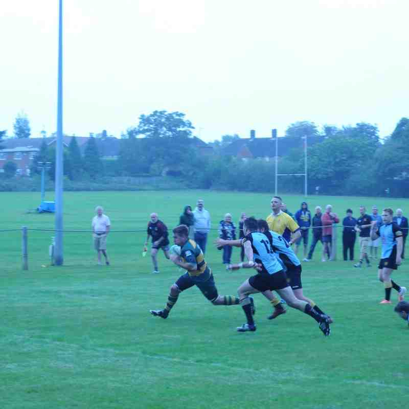 Beaconsfield v Wallingford 20/9/14