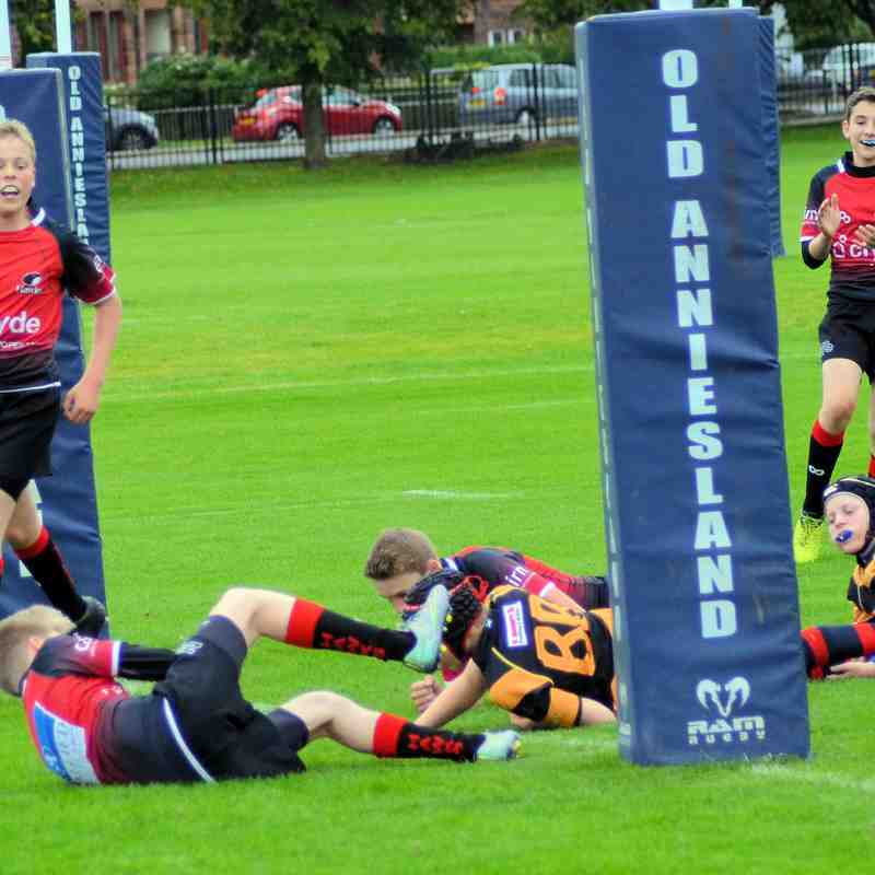 S2's Continue winning start at home to East Kilbride