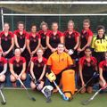 Ladies 1's pick up their first point of the season