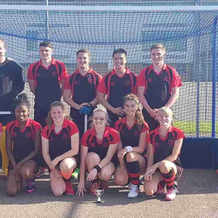 Havering Runners up in the 2018 Essex Mixed 7's Tournament