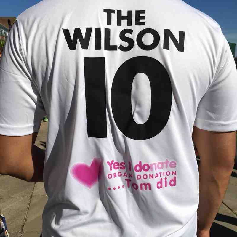 Wilson Memorial Day