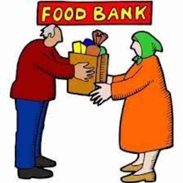 12 Dec: Ramsgate FC Food Bank Collection Dec 16