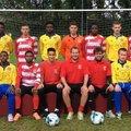 Kingstonian FC vs. AFC Wimbledon