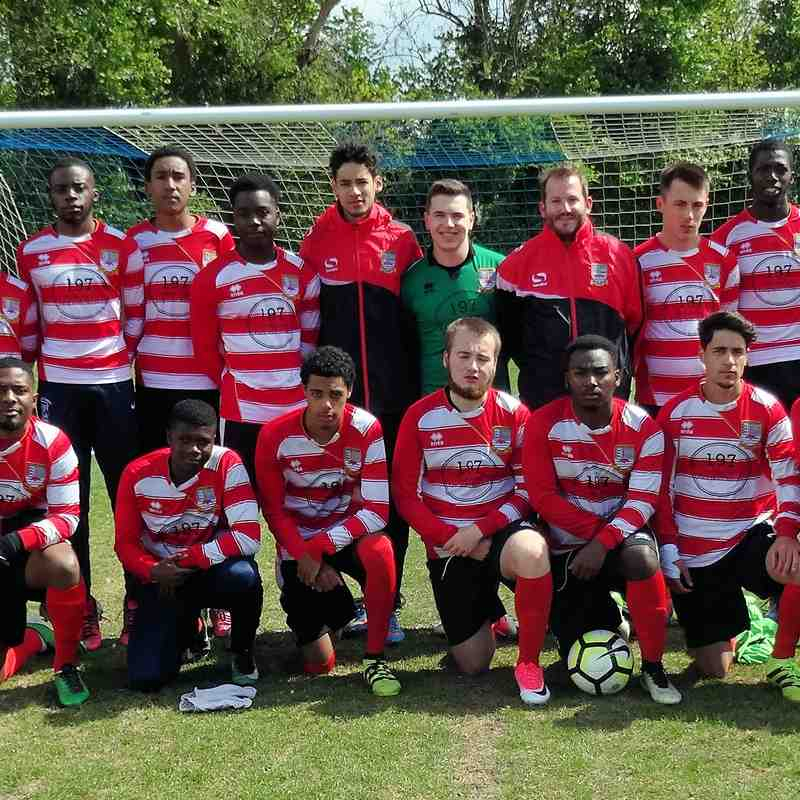 Kingstonian Academy 2016-17