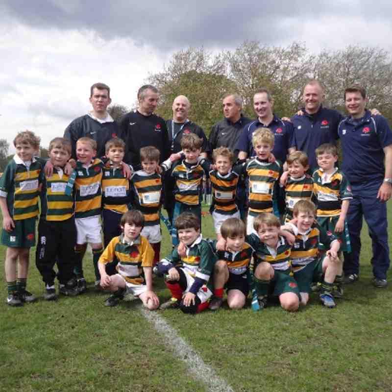 U7 Squad & Coaches 2011/12