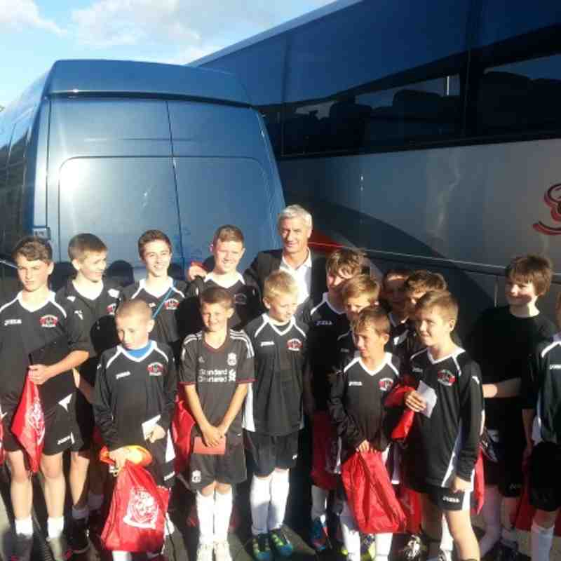 Llandudno Academy @ Wales U16's v Poland U16's