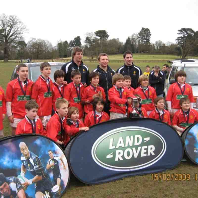 Land Rover Tournament Winners 2009