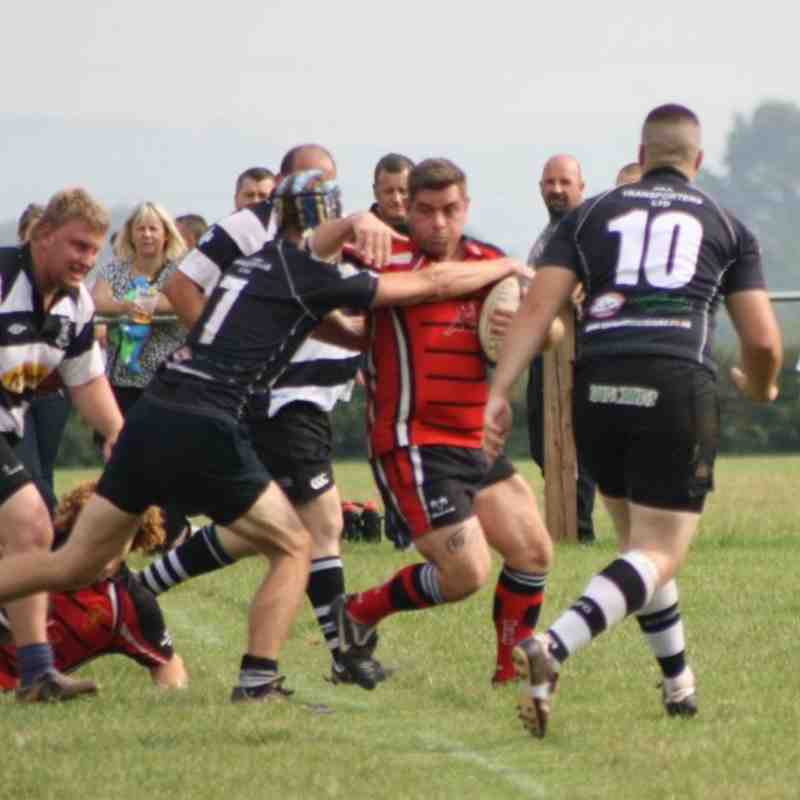 Crewkerne 1st XV vs North Petherton II 6th September 2014