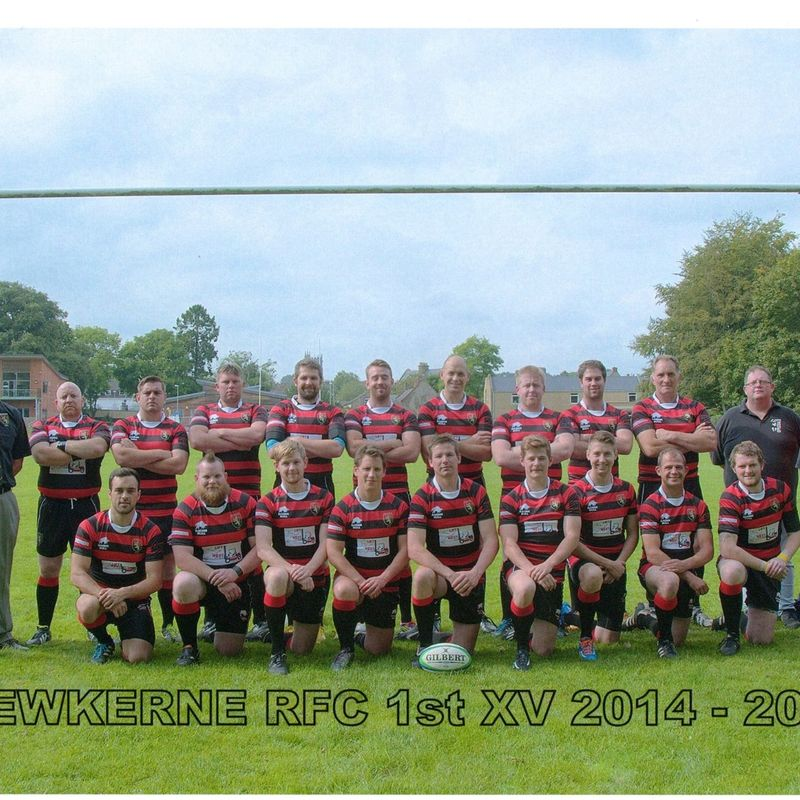 1st XV lose to Wiveliscombe 11 - 66