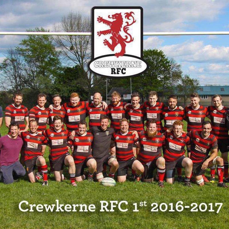 Bridport RFC vs. Crewkerne RFC