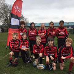 Crewkerne RFC Juniors 2016-2017