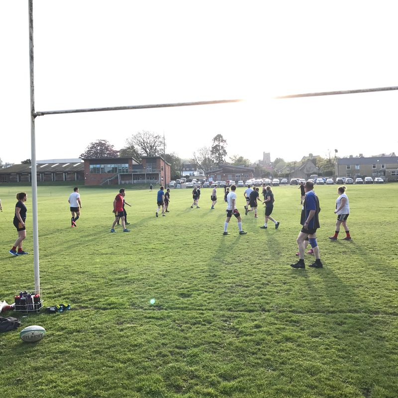 Base Fitness and Rugby Sessions