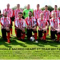 Rochdale Sacred Heart 1st Team lose to Wythenshawe Amateurs 0 - 3