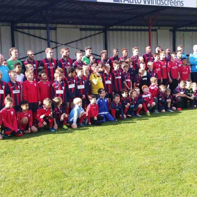 HRBFC Youth Day - Maidenhead United