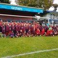 HRBYFC - Under 7 & Under 8 Teams 2018/19 season