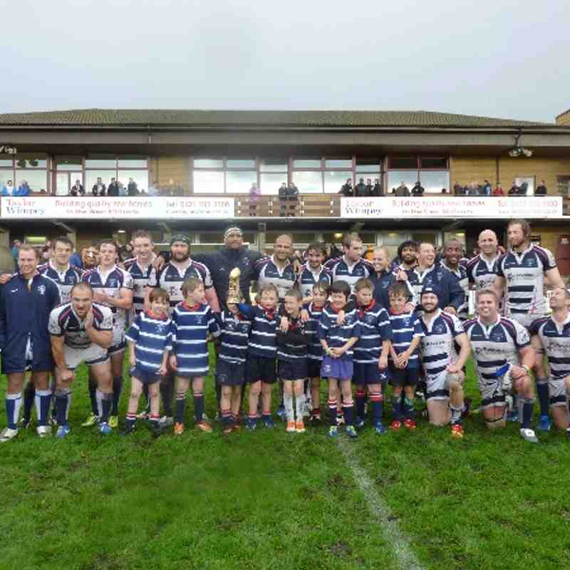 U9s First XV Experience, 19 October 2013