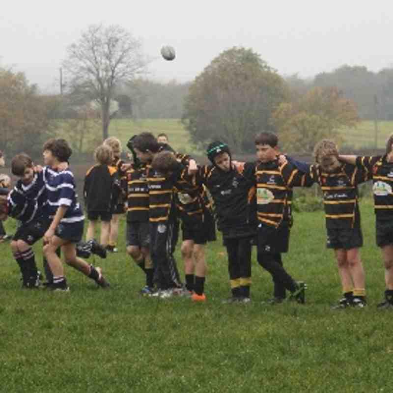 U9s Stourbridge v Kidderminster, 17 November 2013