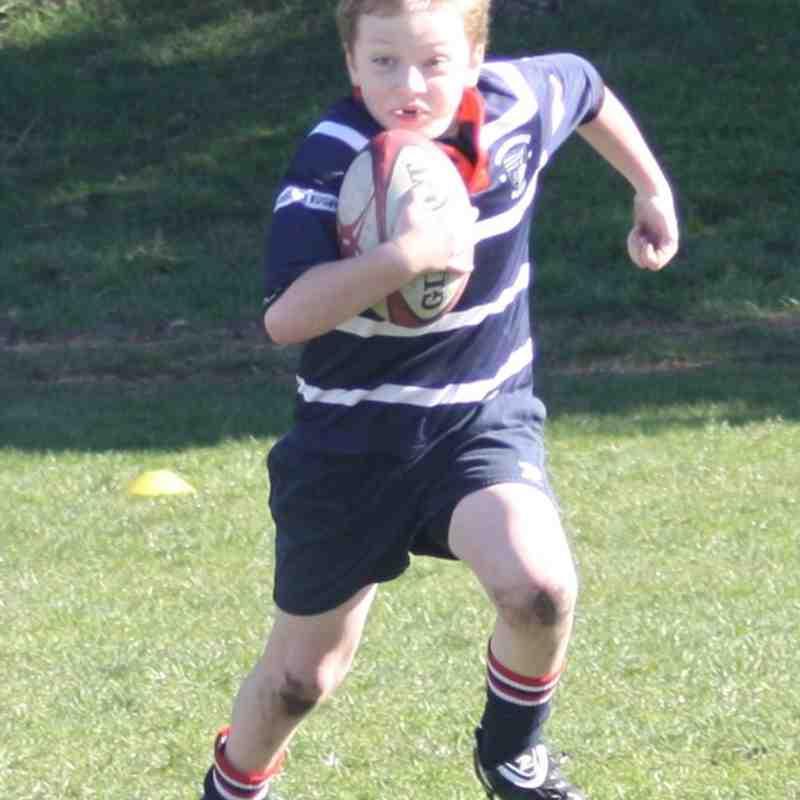 Stourbridge Under 9s v Bromsgrove, 16 March 2014