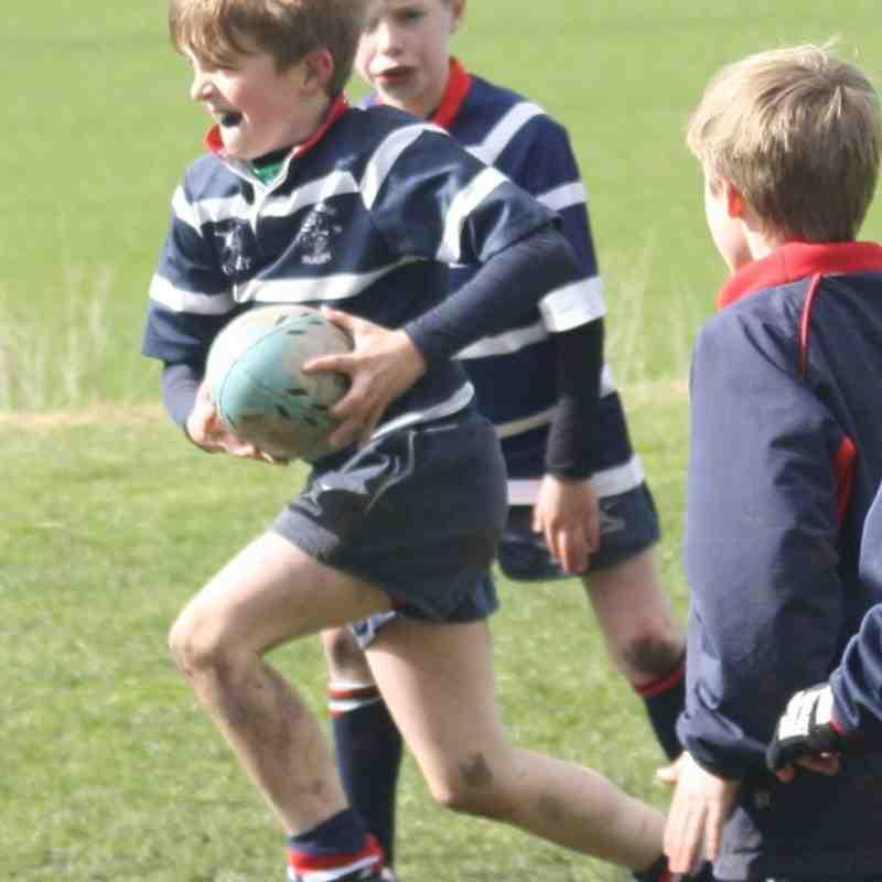 Stourbridge Under 9s v Lichfield, 23 March 2014