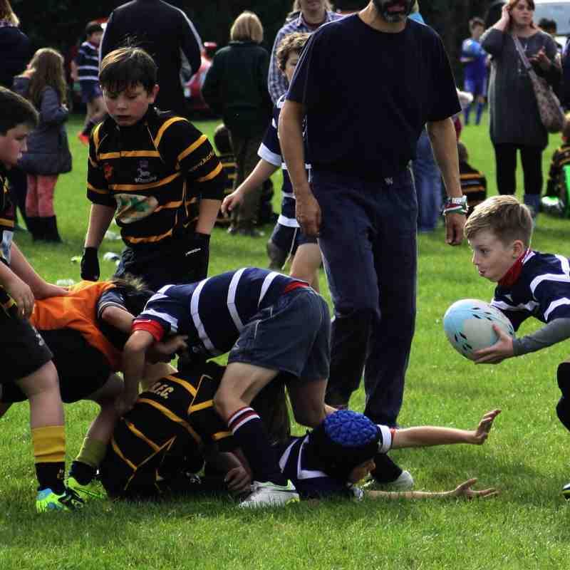 Kidderminster v Stourbridge Under 10s, 5 October 2014
