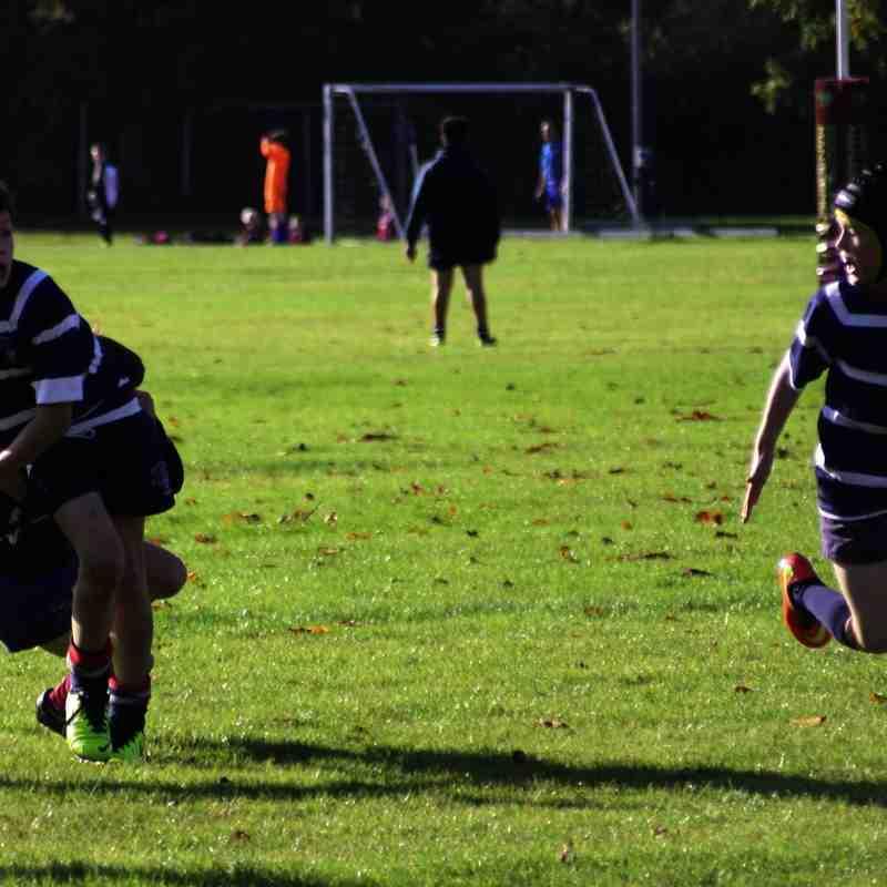 Sils v Stourbridge Under 10s, 19 October 2014