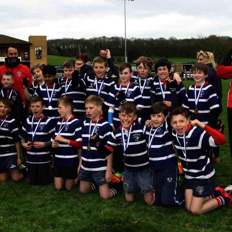 Stourbridge RFC Mini Rugby Festival, Under 10s, 12 April 2015
