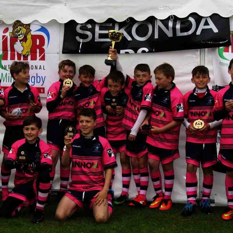 International Mini Rugby Series - Chichester, West Sussex, 2-3 May 2015: Under 10s