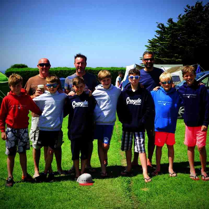 SRFC Under 11s 2015/16 - Team Weekend May 2016