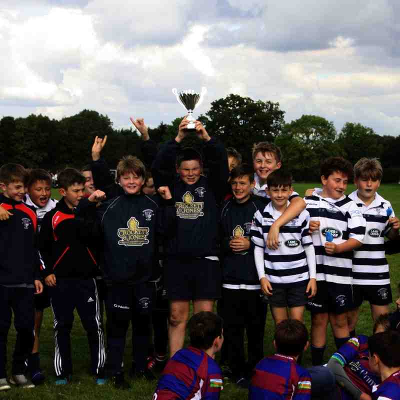 Stourbridge RFC Under 12s - Sils Festival - Sunday 9 October 2016