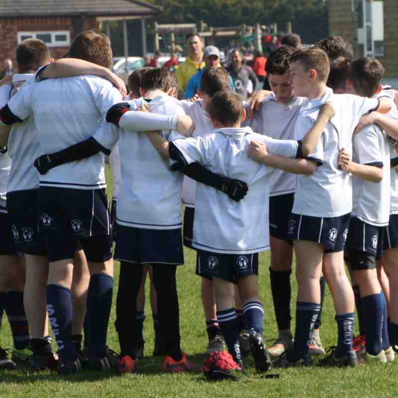 SRFC Under 12s @ Luctonians Festival, Sunday 9 April 2017