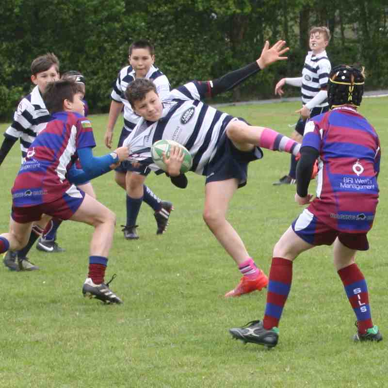 SRFC Under 12s @ Droitwich Festival, Sunday 30 April 2017