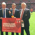 Proud Day for NMFC @ Wembley!!