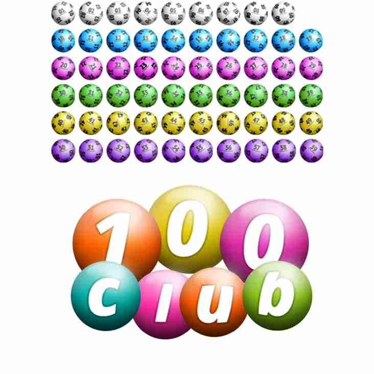 Lottery Bonus Ball & 100 Club Winners
