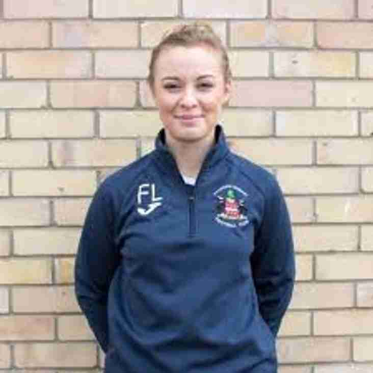 Louis appointed as Academies 'Girl's & Women's Development Manager'