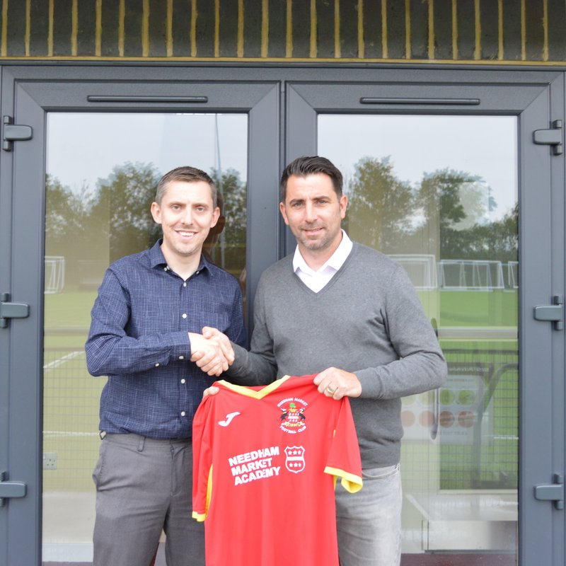KEVIN HORLOCK APPOINTED NEEDHAM MARKET ACADEMY MANAGER