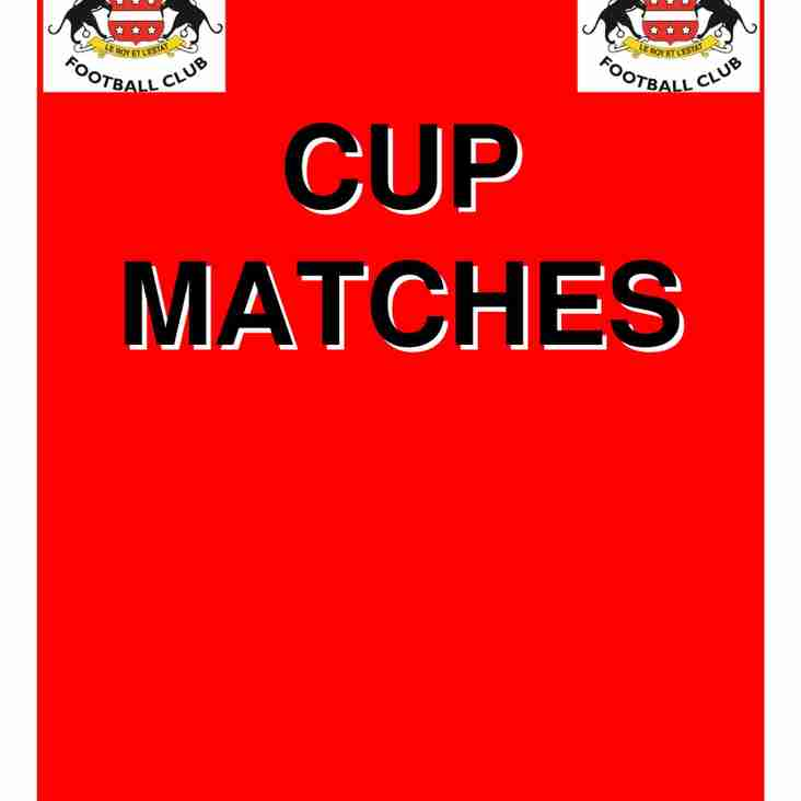 Cup Matches