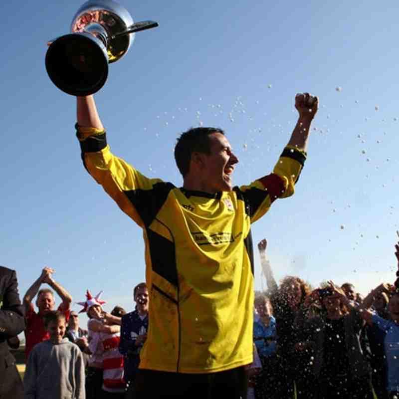 League Champions 2008/09